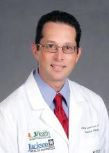 Dr. Joshua Lenchus of the University of Miami