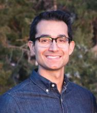 Dr. Rehaan Shaffie, a hospitalist at Denver Health Medical Center and assistant professor of medicine at the University of Colorado