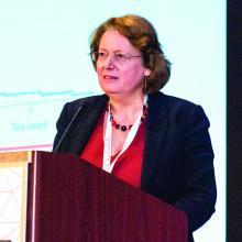 Dr. Claire Dearden of Royal Marsden Hospital in London