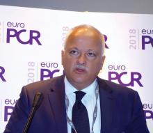 Dr. Michael Haude, president of the European Association of Percutaneous Cardiovascular Interventions and a cardiologist at Heinrich Heine University, Düsseldorf, Germany
