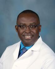 Dr. Saint Anthony Amofah, internist and chief medical officer of Community Health of South Florida, Miami