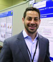 Dr. Michael Dolinger, pediatric chief resident, Northwell Health/Cohen Children's Medical Center, New York