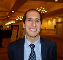 Dr. Scott Elman of Brigham and Women's Hospital, Boston