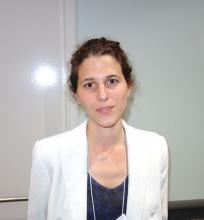 Dr. Yael Hacohen, a pediatric neurology lecturer at University College London