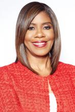Dr. Patrice Harris, past chair of AMA board of trustees