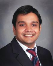 Dr. Raghavendra Tirupathi, medical director, infectious diseases/HIV at Keystone Health, and chair, infection prevention, at Summit Health, both in Chambersburg, Pa. He is clinical assistant professor of medicine at Penn State University.