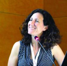 Dr. Dafna Yahav of Rabin Medical Center, Petah-Tikvam Israel
