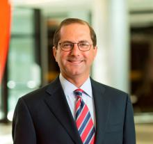 Health & Human Services Secretary Alex M. Azar II