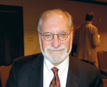 Dr. William Cushman, professor of medicine and physiology at the University of Tennessee Health Science Center, Memphis