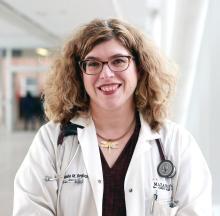 Dr. Michelle Graham, University of Alberta, Edmonton