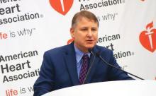 Dr. James G. Jollis of Duke University, Durham, N.C.