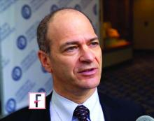 Dr. Paul M. Ridker of Brigham and Women's Hospital and professor of medicine at Harvard Medical School, both in Boston