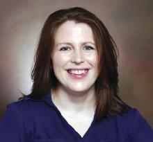 Dr. Kinnear Theobald, a hospitalist at the University of Colorado at Denver, Aurora