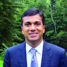 Dr. Allen Kachalia, attending physician in the Hospital Medicine Unit at Brigham and Women's Hospital, an associate professor at Harvard Medical School, and chief quality officer at Brigham and Women's Hospital.