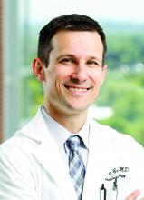Dr. Paul M. Barr of the University of Rochester Medical Center