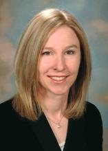Dr. Kristina C. Duffin is cochair of the department of dermatology at the University of Utah, Salt Lake City