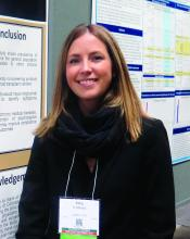 Meg O'Meara of the University of Colorado