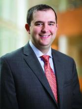 Dr. Will Schouten, a hospitalist at Mayo Clinic in Rochester, Minn.