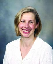 Bjorg Thorsteinsdottir, MD, a generalist and palliative care physician at the Mayo Clinic in Rochester, Minn