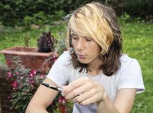 ecigarette teenager