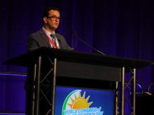 Dr. Imad Absah a pediatric gastroenterologist at the Mayo Clinic in Rochester, Minn