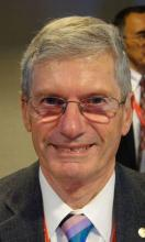 Dr. Robert Carey, professor of medicine and dean emeritus at the University of Virginia, Charlottesville