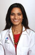 Dr. Anjali A. Nigalaye, an attending physician in the division of hospital medicine at Mount Sinai Beth Israel Hospital in New York City, and an Dr. Anjali A. Nigalaye, assistant professor of medicine at Icahn School of Medicine of Mount Sinai, New York