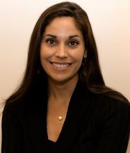 Dr. Jeanne Billioux, a clinical fellow at the National Institute of Neurologcal Disorders and Stroke