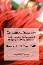 """Book cover, """"Chemical Slavery"""""""