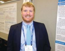 Dr. Jason Moss of the University of Kentucky, Lexington