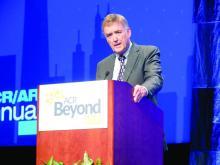 Dr. Keith M. Sullivan, professor of medicine, Duke University, Durham, N.C.
