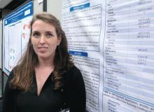Dr. Laura Scorr, a neurologist and movement disorders specialist at Emory University, Atlanta,