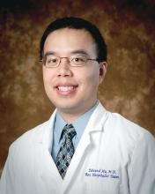 Dr. Edward Hu, executive director, physician adviser services of University of North Carolina Health Care System, Chapel Hill