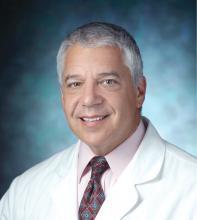 Dr. Charles Locke, senior physician adviser at Johns Hopkins Hospital in Baltimore
