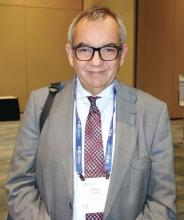 Dr. Miquel Pujol, clinical head of infectious diseases at Bellvitge University Hospital, in Barcelona