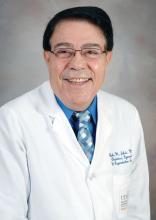 Dr. Baha M. Sibai, professor of obstetrics, gynecology, and reproductive sciences at the University of Texas, Houston