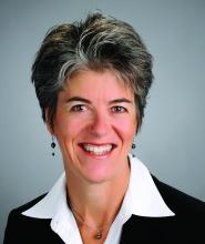 Dr. Christine Sinsky, vice president, professional satisfaction, American Medical Association