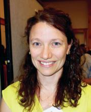 Dr. Jennifer Kaiser of the University of Utah