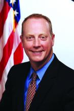 Dr. Patrick Conway, president and chief executive officer of Blue Cross and Blue Shield of North Carolina.