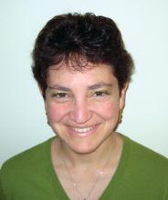 Dr. Carolyn J. Crandall, professor of medicine at the University of California, Los Angeles