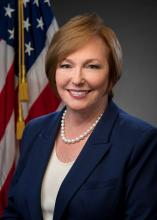 Dr. Brenda Fitzgerald, director of the CDC