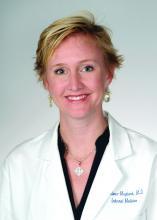Dr. Keri Holmes-Maybank of Charleston, SC, is a hospitalist with Medical University of South Carolina