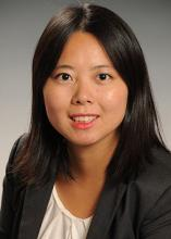 Yun Li, an MD/MBA student at Geisel School of Medicine and Tuck School of Business at Dartmouth, Hanover, N.H..