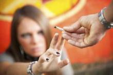 Teens with ADHD are at an increased risk of developing substance abuse disorders.