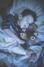 Children with sleep abnormalities are at increased risk for developing obesity, the study suggests.
