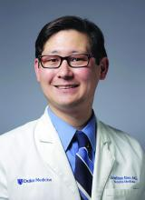 Dr. Jonathan Bae, associate chief medical officer for patient and clinical quality at Duke University Health System.