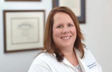 Dr. Barbara Egan, Memorial Sloan Kettering Cancer Center, N.Y., hospitalist