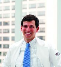Dr. David C. Fajgenbaum is a Castleman disease researcher