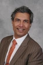Dr. Rakesh Jain, a clinical professor of psychiatry at the Texas Tech University School of Medicine at Permian Basin