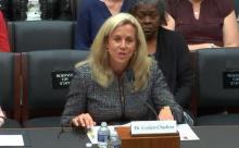 Dr. Lynne Coslett-Charlton, ACOG Pennsylvania District legislative chair